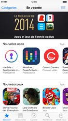 Apple iPhone 6 iOS 8 - Applications - Comment vérifier les mises à jour des applications - Étape 3
