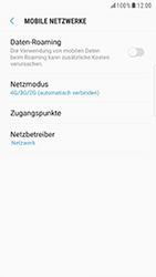 Samsung Galaxy S6 Edge - Netzwerk - Netzwerkeinstellungen ändern - 2 / 2