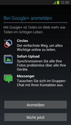 Samsung Galaxy S III LTE - Apps - Einrichten des App Stores - Schritt 16