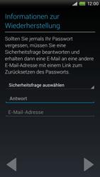 HTC One X - Apps - Einrichten des App Stores - Schritt 9