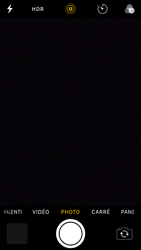 Apple iPhone SE - iOS 11 - Photos, vidéos, musique - Prendre une photo - Étape 4