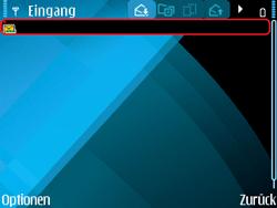 Nokia E71 - Internet - Automatische Konfiguration - Schritt 9