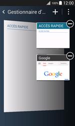 Samsung G388F Galaxy Xcover 3 - Internet - Navigation sur Internet - Étape 12