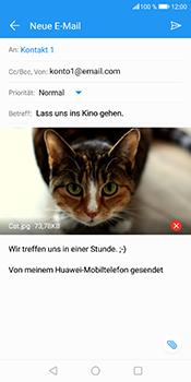 Huawei Honor 9 Lite - E-Mail - E-Mail versenden - 16 / 18