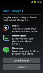 Samsung Galaxy S II - Applications - Setting up the application store - Step 10