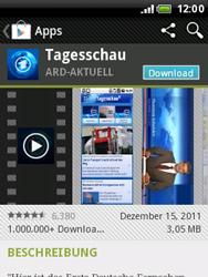 HTC Wildfire - Apps - Herunterladen - 2 / 2