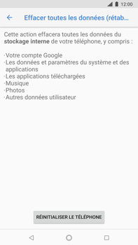 Nokia 8 Sirocco - Appareil - Réinitialisation de la configuration d