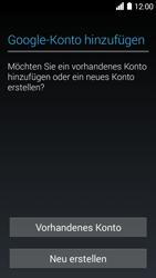 Huawei Ascend Y530 - Apps - Konto anlegen und einrichten - Schritt 3