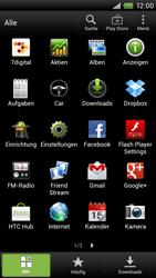 HTC One X - Internet - Manuelle Konfiguration - 3 / 23
