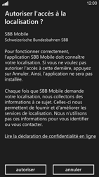 HTC Windows Phone 8X - Applications - Installation d
