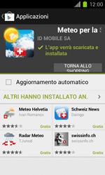 Samsung Galaxy S II - Applicazioni - Installazione delle applicazioni - Fase 16