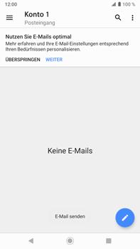 Sony Xperia XZ2 Premium - Android Pie - E-Mail - E-Mail versenden - Schritt 4