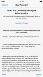 Apple iPhone 6 iOS 10 - Applications - Setting up the application store - Step 10