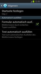 Samsung Galaxy S III LTE - Internet und Datenroaming - Manuelle Konfiguration - Schritt 21
