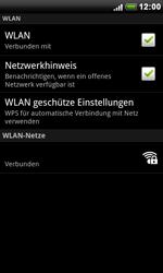 HTC S510e Desire S - WLAN - Manuelle Konfiguration - Schritt 9
