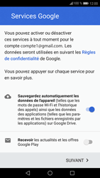 Huawei P9 Lite - Android Nougat - Applications - Créer un compte - Étape 16