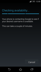 Sony Xperia Z3 Compact - Applications - Setting up the application store - Step 9