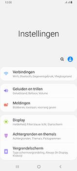 Samsung Galaxy A80 - bluetooth - aanzetten - stap 4