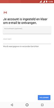 Nokia 5.1 - E-mail - e-mail instellen (outlook) - Stap 11