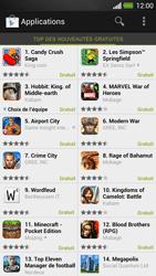 HTC One - Applications - Télécharger une application - Étape 10