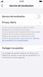 Apple iPhone SE - iOS 13 - Appareil - activéz