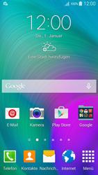 Samsung A500FU Galaxy A5 - Internet - Automatische Konfiguration - Schritt 5