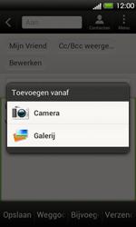 HTC T320e One V - E-mail - E-mails verzenden - Stap 11