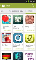 Samsung Galaxy Ace 3 - Apps - Herunterladen - 12 / 20