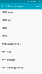 Samsung Galaxy A5 (2016) (A510F) - MMS - Manual configuration - Step 13