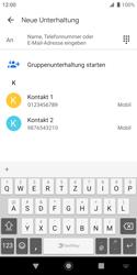 Sony Xperia XZ2 Compact - Android Pie - MMS - Erstellen und senden - Schritt 7
