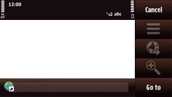 Nokia N97 Mini - Internet - Internet browsing - Step 4