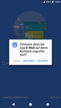 Sony Xperia XZ2 Premium - E-Mail - Konto einrichten (outlook) - Schritt 10