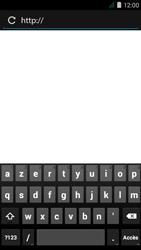 Acer Liquid Z410 - Internet - Navigation sur Internet - Étape 5