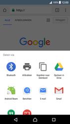 Sony Xperia XA (F3111) - Android Nougat - Internet - Internetten - Stap 21