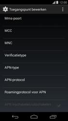 Motorola Moto G (1st Gen) (Kitkat) - Internet - buitenland - Stap 14