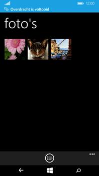 Microsoft Lumia 640 XL - contacten, foto
