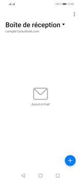 Huawei P Smart 2021 - E-mails - Ajouter ou modifier votre compte Outlook - Étape 4