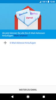 Sony Xperia XZ2 Premium - E-Mail - Konto einrichten (gmail) - Schritt 6