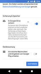 Sony Xperia XA2 - Apps - Konto anlegen und einrichten - 18 / 20