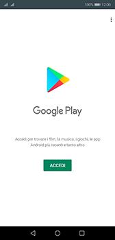 Huawei P20 - Android Pie - Applicazioni - Configurazione del negozio applicazioni - Fase 3