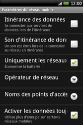 HTC A6262 Hero - MMS - Configuration manuelle - Étape 6