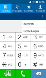 Samsung G388F Galaxy Xcover 3 - Anrufe - Rufumleitungen setzen und löschen - Schritt 5