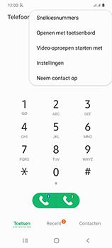 Samsung Galaxy S20 5G Dual-SIM eSIM SM-G981B - Beveiliging en ouderlijk toezicht - Nummer blokkeren - Stap 5