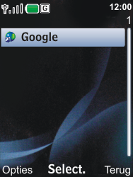Nokia 6600i slide - Internet - Hoe te internetten - Stap 8