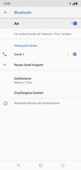 Nokia 6.1 Plus - Bluetooth - Geräte koppeln - 12 / 13