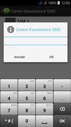 Acer Liquid Z520 - SMS - configuration manuelle - Étape 10