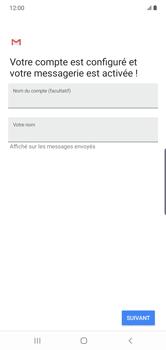 Samsung Galaxy Note 10 Plus 5G - E-mail - configuration manuelle - Étape 21