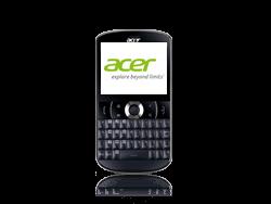 Acer BeTouch E130 - Internet - navigation sur Internet - Étape 3