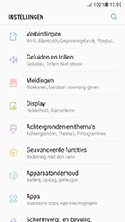 Samsung Galaxy A5 2016 (SM-A510F) - Android Nougat - Internet - Uitzetten - Stap 4