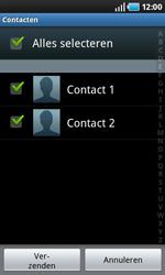 Samsung I9000 Galaxy S - contacten, foto